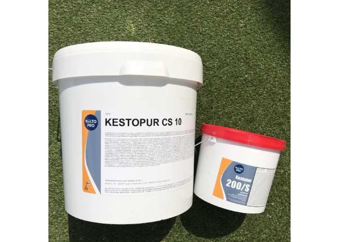 Двокомпонентний поліуретановий клей Kestopur CS